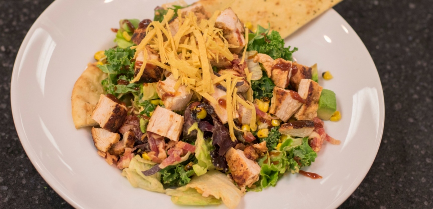 BBQ Chicken Salad_6002